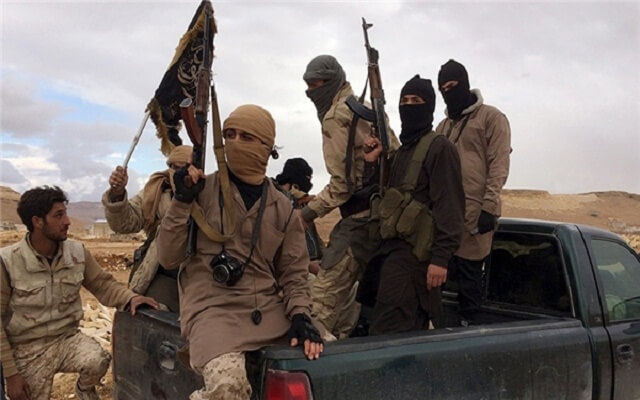LLL-Live Let Live-Confirmed conections between terrorist groups Hamas and ISIS in Sinai Peninsula