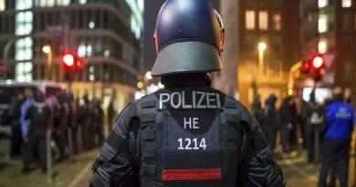 LLL-Live Let Live-Germany authorities launched 24 raids,and close ISIS-linked Mosque in Berlin