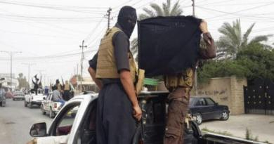 LLL-Live Let Live-ISIS attacks Tikrit and kills 4 volunteer soldiers in Iraq