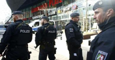 LLL-Live Let Live-ISIS behind planned terror attack on German mall