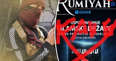 LLL-Live Let Live-ISIS propaganda machine left fuming as 'fake' versions of jihadi magazines shared online