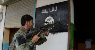 LLL-Live Let Live-ISIS spy chief Taj Gul detained in Eastern Afghanistan
