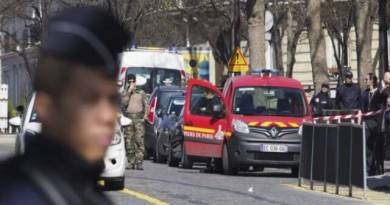 LLL-Live Let Live-Letter bomb explodes at Paris IMF Office - new cowardly terrorist attack?