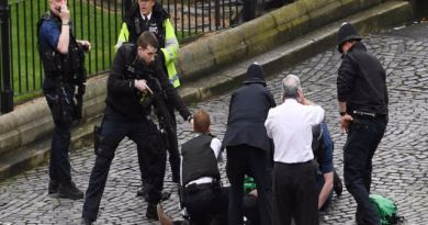 LLL-Live Let Live-London terrorist attacker is a soldier of the Islamic State terrorist group