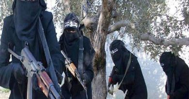 LLL-Live Let Live-All-female Islamic State backer battalion claims to make infidels 'sleep-deprived'