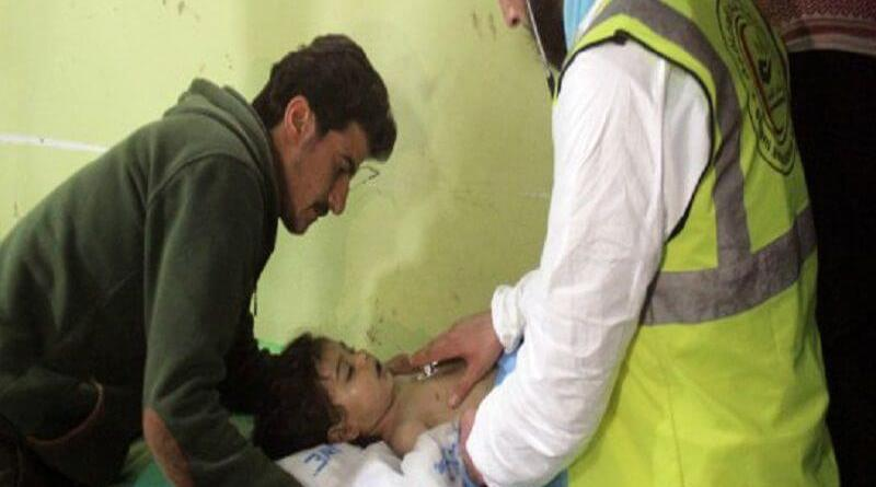 LLL-Live Let Live-Chemical attack kills dozens of civilians in Syria
