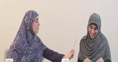 """LLL-Live Let Live-Does Australia accept this radical opinon of these Muslim women saying beating is a """"beautiful blessing""""?"""