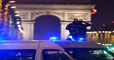 LLL-Live Let Live-French police tighten election security after Paris shooting attack