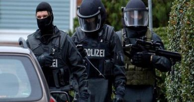 LLL-Live Let Live-German authorities arrest Syrian man over ties to Islamic State terrorists