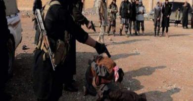 LLL-Live Let Live-ISIS executes 100 Iraqi civilians in Mosul as combat enters sensitive stage