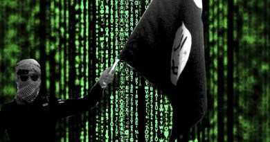 LLL-Live Let Live-ISIS is heading toward cybercrime amid territorial losses in Iraq and Syria