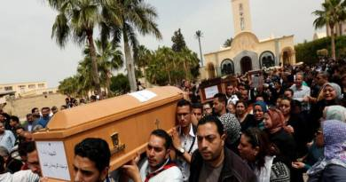 LLL-Live Let Live-Latest attacks show new ISIS plan - divide Egypt by killing Christians
