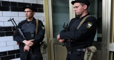 LLL-Live Let Live-Russia arrests 12 Islamic State suspects in Kaliningrad