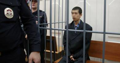 LLL-Live Let Live-St. Petersburg metro blast suspect admits involvement in the attack