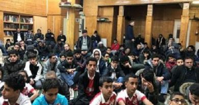 LLL-Live Let Live-Asian football club awarded grant of £4,500 to help stop teenagers drifting into ISIS-style extremism