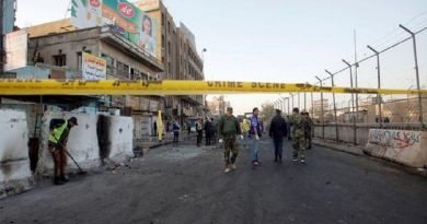 LLL-Live Let Live-At least 30 people are dead in two ISIS suicide bombers attack Baghdad