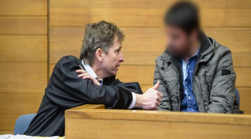 LLL-Live Let Live-Bavarian court tries Afghan asylum seeker for stabbing refugee who convertet to Christianity in Prien