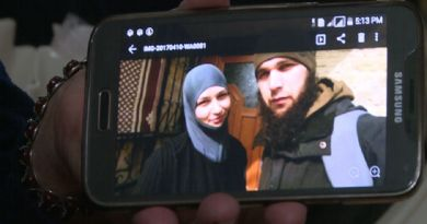LLL-Live Let Live-Chechnya is Islamic State's Russian recruiting ground