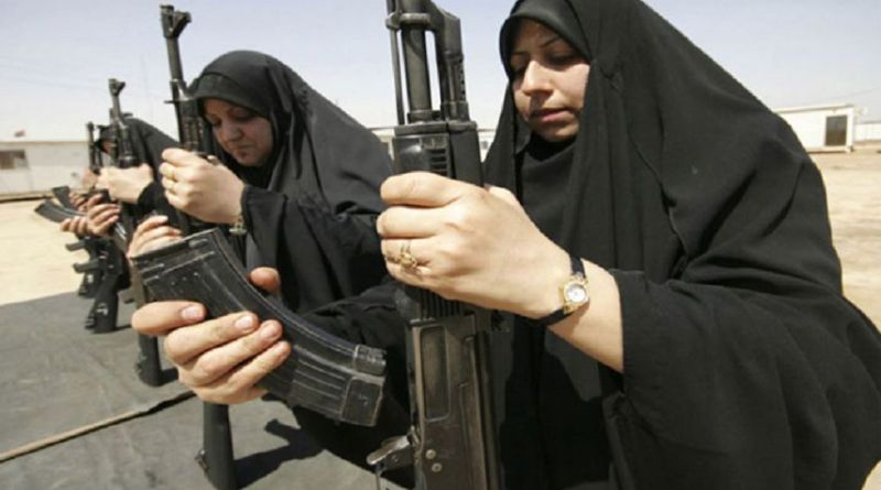 LLL-Live Let Live-French wives of ISIS fighters press charges over Syria detention