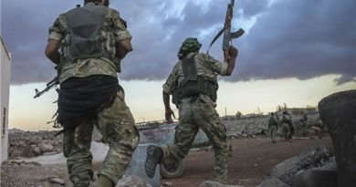 LLL-Live Let Live-ISIS drives rival terrorists out of several positions in Southern countryside of Damascus