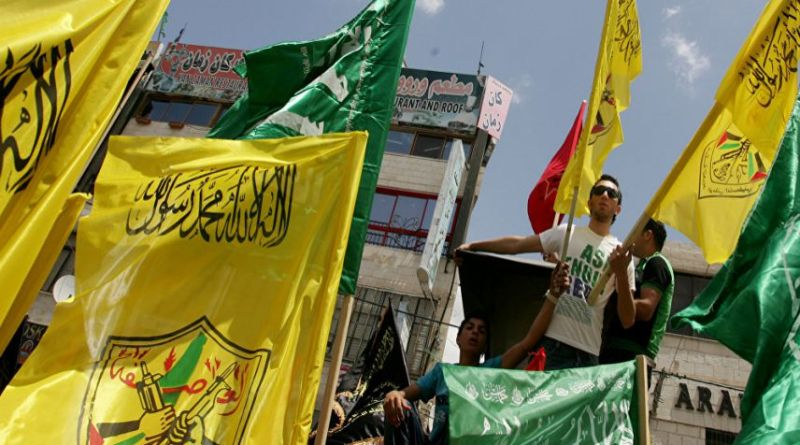 LLL-Live Let Live-ISIS efforts to expand From Sinai risk attacks against Hamas in Gaza