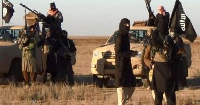 LLL-Live Let Live-ISIS emerges in southern Nineveh Province