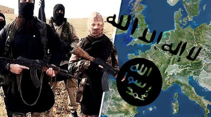 LLL-Live Let Live-ISIS releases new threat calling for terrorist actions against the West - 'Slit their throats, and watch them die'