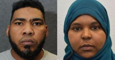 LLL-Live Let Live-ISIS-supporting couple who met on Muslim dating site planned Christmas terror attack in UK