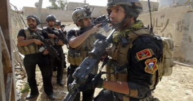 LLL-Live Let Live-ISIS terrorist cell arrested in Fallujah for extorting money from local residents