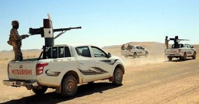 LLL-Live Let Live-ISIS terrorist centers in Homs hit hard in Syrian forces attacks