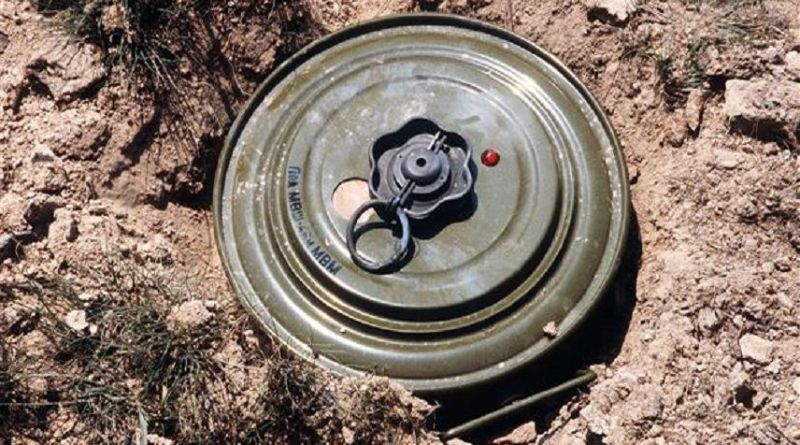 LLL-Live Let Live-ISIS terrorist group suspected for planting a landmine that kills 24 people in central Mali