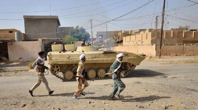 LLL-Live Let Live-Islamic State's sleeper cells spread fear in Iraq's Hawija