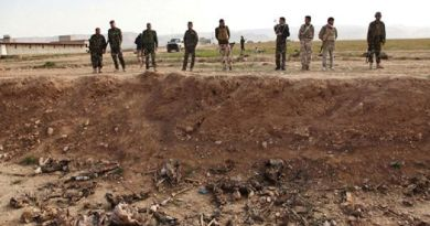 LLL-Live Let Live-Mass grave of ISIS victims discovered in Northern city of Mosul, Iraq
