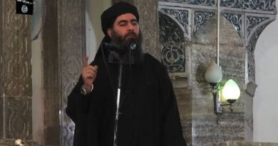 LLL-Live Let Live-The hunt for the most wanted terrorist Abu Bakr al-Baghdadi