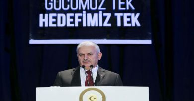 LLL-Live Let Live-Turkish PM: Turkey prevents ISIS terrorists from reaching Europe