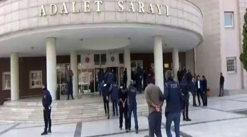LLL-Live Let Live-Turkish police authorities arrest 13 ISIS terroist suspects on Syrian border