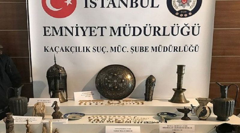 LLL-Live Let Live-Turkish police destroyed smuggling ring planning to sell ancient Sumerian and Akkadian artifacts obtained from ISIS-controlled land