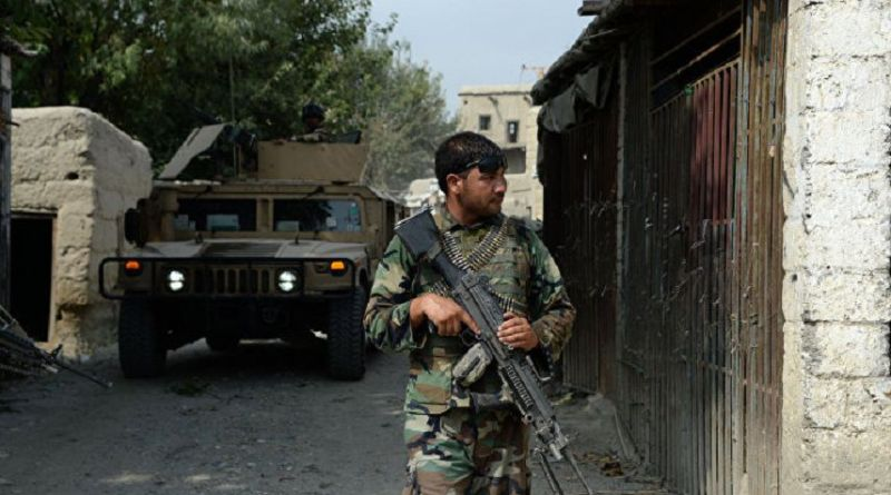 LLL-Live Let Live-Afghan official: Chinese, Uzbek ISIS terrorists killed in raid