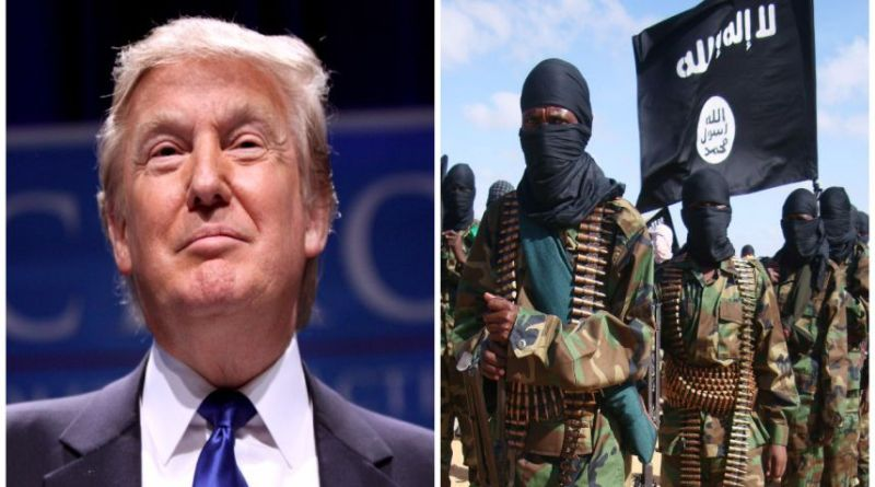 LLL-Live Let Live-American 'Islamic State fighter' case challenges the U.S President Donald Trump