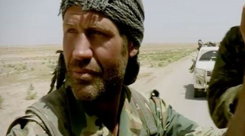 LLL-Live Let Live-Briton who fought against ISIS terrorists will stand trial in the UK