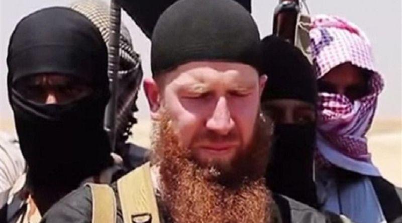 LLL-Live Let Live-ISIS ringleader Abu Omar al-Shishani is killed in Libya