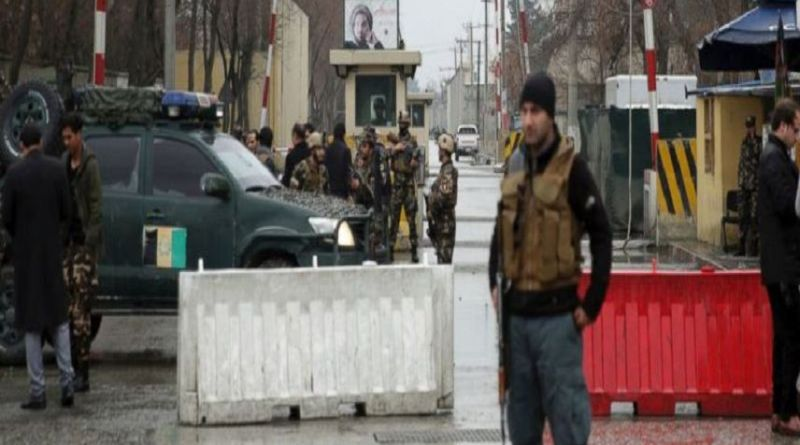 LLL-Live Let Live-ISIS suicide bomber killed two in Afghan capital Kabul near the U.S Embassy and the NATO's headquarters