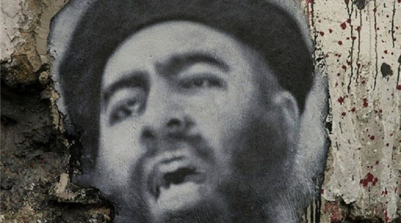 LLL-Live Let Live-ISIS terrorist group leader Abu Bakr al-Baghdadi is suffering from a severe illness