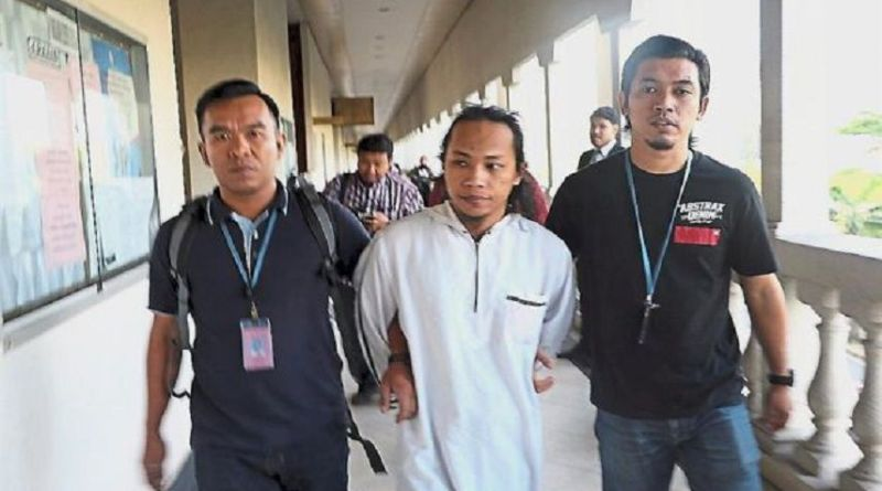 LLL-Live Let Live-Indonesian national charged over having connection to the ISIS terrorist group