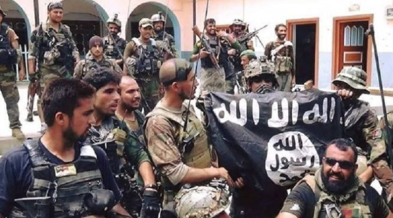 LLL-Live Let Live-Senior ISIS terrorist leader arrested by Afghan forces in Ghor province