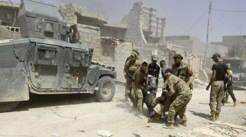 LLL-Live Let Live-Six Islamic State terrorists are killed in Kirkuk security campaign