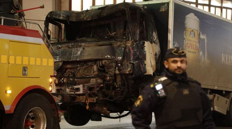 LLL-Live Let Live-Sweden terrorist attacker claims the truck rampage for ISIS ideology