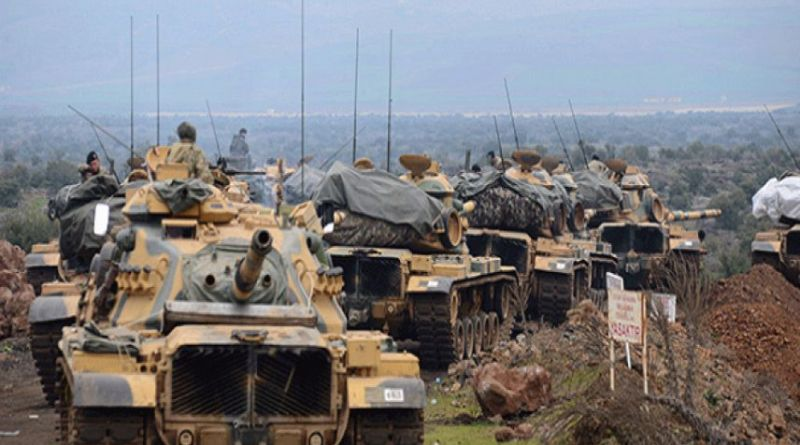 LLL-Live Let Live-Turkey is accused of recruiting ex-ISIS terrorists in attack on Afrin