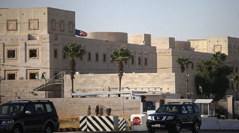 LLL-Live Let Live-U.S embassy: Jordanian authorities foiled ISIS terrorist plot to attack Israeli businessmen