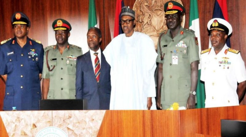 LLL - Live Let Live - Boko Haram: Low politics at high cost to national security